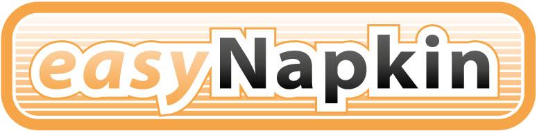 Logo EasyNapkin - Wasserij Elburg