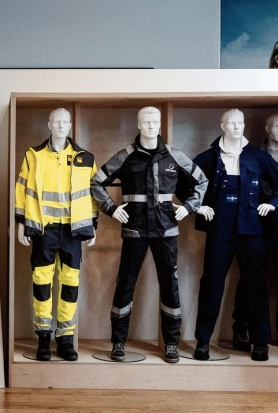 Bedrijfskleding - Wasserij Elburg