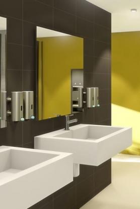 Sanitaire hygiëne - Wasserij Elburg